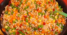 Orez mexican de post - O placere culinara pe care nu ti-o poti refuza - BZI. Fried Rice, Fries, Curry, Mexican, Vegetables, Ethnic Recipes, Food, Information Technology, Recipes With Rice