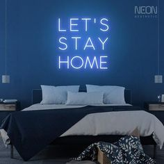Brought to you as compliments of COVID-19 - this sign has been getting high scores on social media and we can see why! Custom Neon Signs, Led Neon Signs, Neon Home Decor, Humble Quotes, Diy Pc, The Heat, Lets Stay Home, Neon Aesthetic, Sign Display