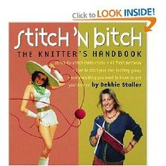The book that launched a thousand needles. The perfect intro to knitting.
