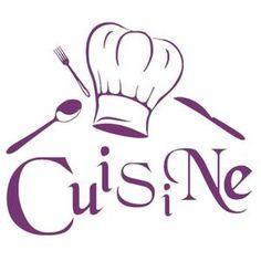 Purple Créative Stickers muraux pour Cuisine Décoration à la maison Fond d'écran