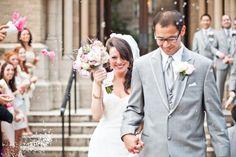 Romantic Washington DC Church Wedding