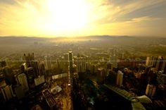 Sunrise | UrbanScape | Kuala Lumpur City Centre