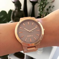 Impressive women's watches 2019 - read our write-up for way more recommendations! Elegant Watches, Stylish Watches, Mimco Bag, Shops, Jewelry Watches, Women's Watches, Gold Watch, Fashion Brand, Jewelry Accessories