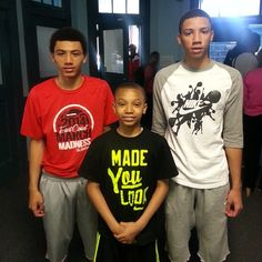 Yesterday, supporting the BroGod's @jelllyjq & @ege_tiba (Top Guards in the Nation).  #ballislife #gabe3x #nodaysoff #dontbegoodbegreat #follow4follow #stayhungry #youngestdoinit #teamoutwork #striveforgreatness #teamizod (at Star Player )