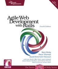 Agile Web Development with Rails (4th edition) by Sam Ruby