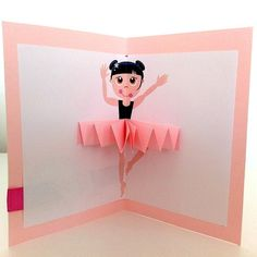 Ballet Party Invitation by all things paper, via Flickr