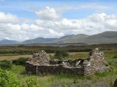 Kleine Stein-Ruine in Irland. #ireland #irland #boardoramio
