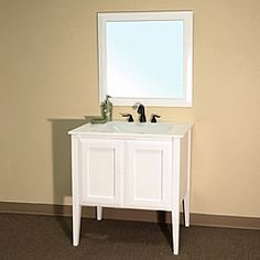 Shop for Gianna Bathroom Vanity. Get free delivery at Overstock.com - Your Online Furniture Outlet Store! Get 5% in rewards with Club O! - 13886120