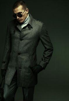 Dig this coat!
