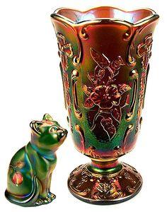 Fenton Glass Prices   Fenton Carnival Glass
