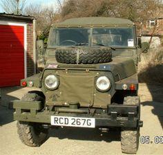 Land Rover Lightweight series II