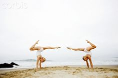 Yoga said...WhAt?!  Oh inversion I will master you!
