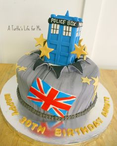 How to make a 3D cake topper - clever!