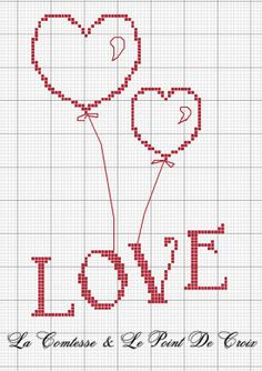 love monocromático