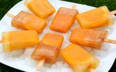 Darjeeling Tea Ice Lollies / Popsicles