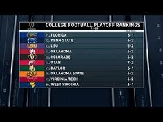 Inside College Football: Playoff sleepers