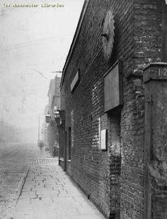 Brook Street/Cooke Street, Chorlton on Medlock,1905