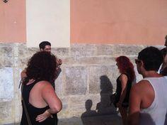 Inscripciones romanas. Camins Antics. La Valencia romana y musulmana. CaminArt
