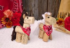 This adorable little horse is intricately designed and crafted with Wine Cork and is the perfect gift for a wine or horse lover. The striking