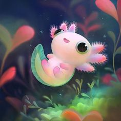 "Tiny Little Axolotl on Twitter: ""#NewProfilePic… """