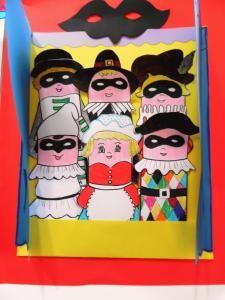Lapbook carnevale