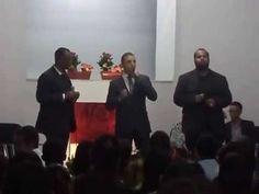 """Música """"Amizade"""" do CD solo do Izaias Sousa, cantada por Marcos Reis, Iz..."""