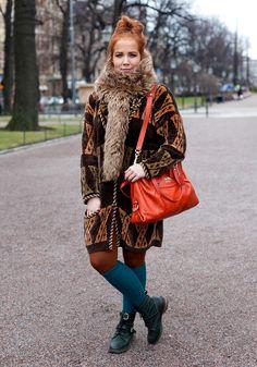 Petrina - Hel Looks - Street Style from Helsinki