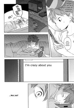 Haikyuu!! - Pinky Promise with My Boyfriend the King (Doujinshi) Vol.1 Ch.0 Page 41 - Mangago