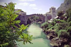 Mostar - Bosnia and Harzegovina
