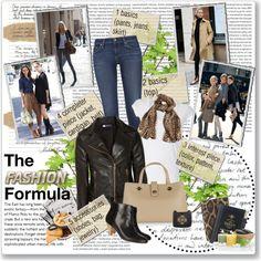 """""""The Fashion Formula"""" by helleka ❤ liked on Polyvore"""