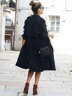 Total look, Coupes de cheveux, Plumetis... - Tendances de Mode