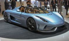 Koenigsegg Regera<br>Koenigsegg's newest megacar, the Regera adds more luxury to the usual Koenigseg... - Perry Stern, Automotive Content Experience