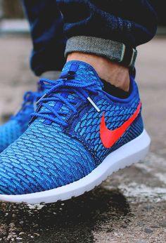 #Nike #Roshe #Run #Flyknit