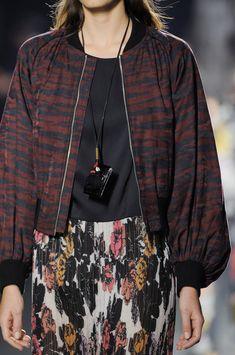 Dries Van Noten at Paris Fashion Week Spring 2014