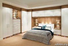 armário planejado quarto casal - Pesquisa Google