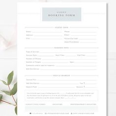 Business Forms Templates Stunning Photography Payment Plan Form Template  Business Forms For .