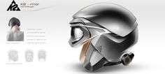 K2 Armor on Behance
