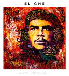 Che Guevara, Galeries Bartoux by NOE TWO
