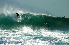 Even in Ireland the hearty Irish surf the cold Atlantic!
