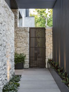 Designed by C.O.S Design – Caulfield Project . www.cosdesign.com.au Photo by, Mitch Lyons Photography. Construction by, Victorian Landscape Group. Architect: DDB Design Development #victorian_courtyard_garden