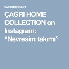 "ÇAĞRI HOME COLLECTION on Instagram: ""Nevresim takımı"""
