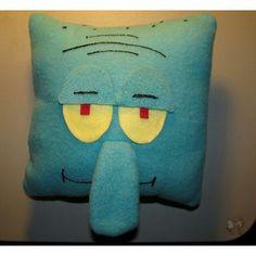 Squidward pillow. Dreams.