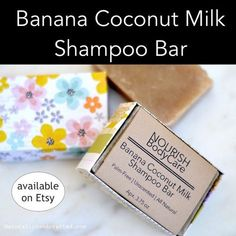 palm-free shampoo bar recipe