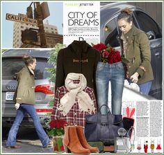 """Celebrity Style: Jessica Alba"" by tessa525 ❤ liked on Polyvore"