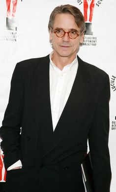 Jeremy Irons - 2009 Lucille Lortel Awards