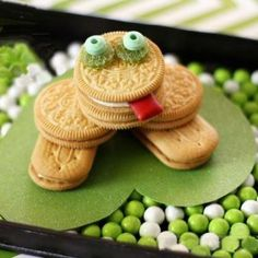 Leap Year Frog Party Food Ideas MM Eggs Grey Designs Has Lots More Like This