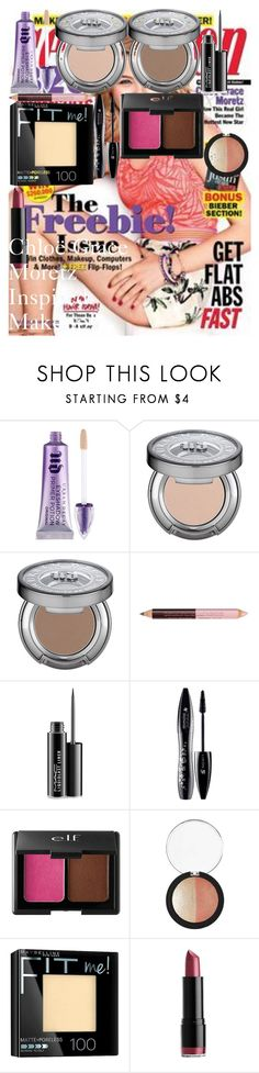 """""""Chloë Grace Moretz Inspired Makeup! ♡"""" by oroartye-1 on Polyvore featuring beauty, Urban Decay, NYX, MAC Cosmetics, Lancôme, e.l.f. and Maybelline"""