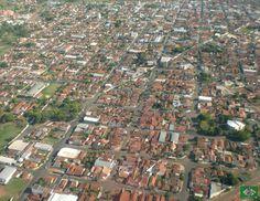 Vista aérea 3 de Ibitinga(SP) https://www.facebook.com/IbitingaMadeInIbitinga