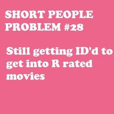 Short People Problem #28