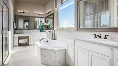 Everything's Included by Lennar, the leading homebuilder of new homes for sale in the nation's most desirable real estate markets. Unclog Bathtub Drain, Budget Bathroom, Small Bathroom, Bathroom Ideas, New Home Communities, New Home Construction, Dream Bathrooms, New Homes For Sale, Model Homes
